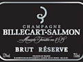 Billecart-Salmon Brut Reserve label