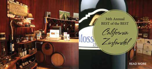 34th annual Best of the Best California Zinfandel
