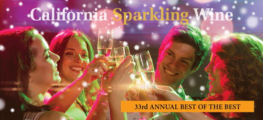 33rd annual Best of the Best California Sparkling Wines